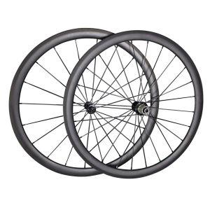 38mm Carbon Road Bike Wheels Carbon Clincher Wheels pictures & photos
