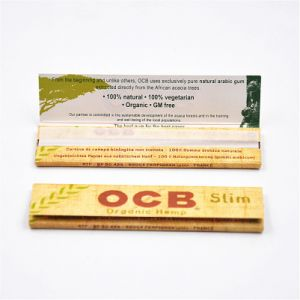 Cigarette Rolling Paper Transparent Smoking Wrapping Paper