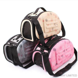 Foldable Outdoor Plastic EVA Dog Shoulder Carrier Pet Bags pictures & photos