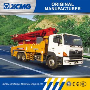 XCMG Hb41/Hb41A 41m Truck Mounted Concrete Pump for Sale pictures & photos