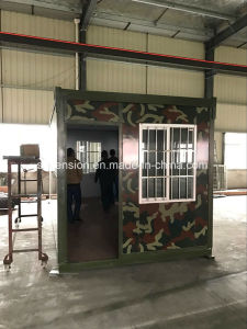 Outdoor Prefabricated/Prefab Foldable Mobile House pictures & photos