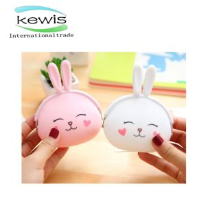 New Style Hot Selling Fashion Silicone Coin Purse pictures & photos