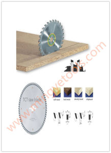 High Cutting Precision 4.5 Inch Tct Circular Saw Blade for Wood pictures & photos