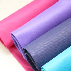 Recycled Pet Stitch Bonded Non Woven Fabric for Bag Material