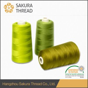 Sakura Brand Sewing Thread 40s/2 with 1380 Color in Stock pictures & photos