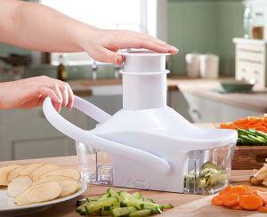 Multifunction Vegetable Slicer Vegetable Julienne Vegetable Cutter Kitchen Tools pictures & photos