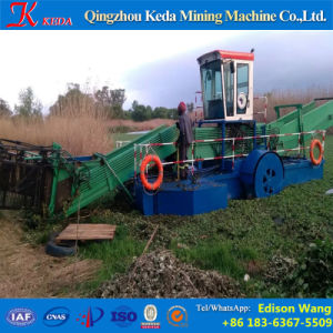 Automic Water Reeds Cutting Harvester pictures & photos