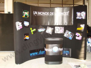Exhibition Fabric Pop up Display (PU-01-B) pictures & photos
