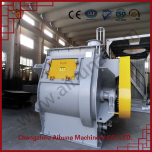 High Quality Non-Gravity Double Shaft Paddle Mixer pictures & photos