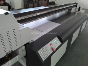 Ricoh-Gen5 Heads 10′x6′ Acrylic / Glass Material UV Printing Equipment pictures & photos