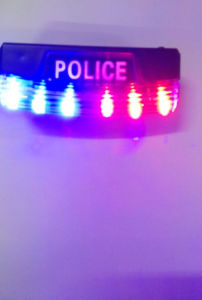 Security Shoulder Light Warning Lamp Security LED Lights pictures & photos