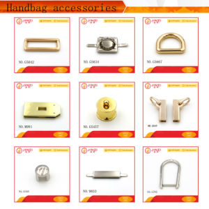 All Kinds Zinc Alloy Handbag Hardware pictures & photos