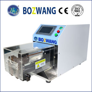 Computerized Coaxial Cable Stripping Machine with Enforced Mode pictures & photos
