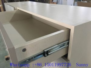 Melamine Draw Cabinets with Blum Slides (factory directly) pictures & photos