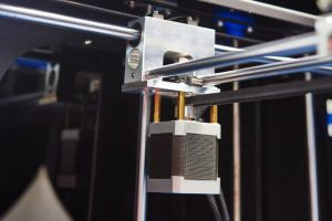 300X300X300mm 0.05mm High Precision Cheaper 3D Printer From Factory pictures & photos