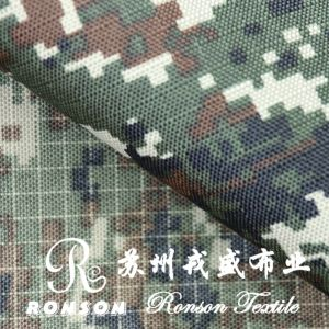 600d Oxford, Ripstop Fabric, Camouflage Fabric with PU*2 Wf pictures & photos