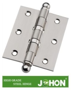 "Bearing Hardware Steel or Iron Door Hinge (3""X2.5"" Round Corner hardware accessories) pictures & photos"
