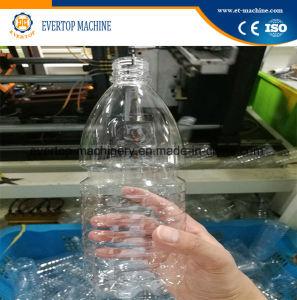 Semi-Automatic Pet Beverage Bottle Molding Blowing Machine pictures & photos