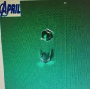 Large Hexagonal Prism, Quartz Prism pictures & photos