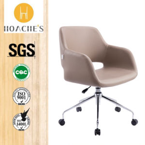 Contemporary High Grade Office Chair with Chromed Base (HT-849B) pictures & photos