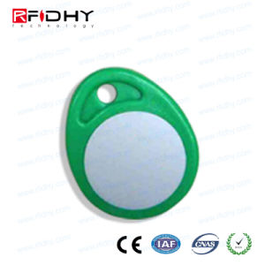 Hot Sell ABS Keytag Smart Tk4100 RFID Keyfob pictures & photos