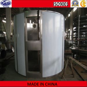 Continue Plate Dryer for Drying Polyvinyl Chloride pictures & photos