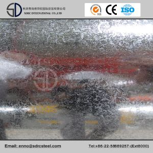 Regular Spangle Z40 Z60, Z80, Z122 Galvanized Steel Coil pictures & photos