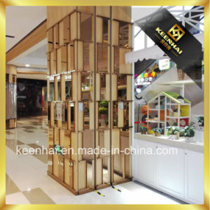 China Wholesale Decoration Material Aluminum Perforated Wall Cladding Panel pictures & photos