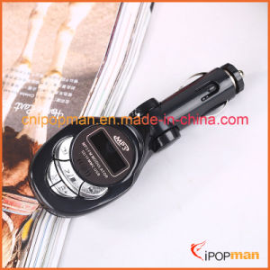 Bluetooth Player FM Transmitter Car MP3 FM Transmitter with Bluetooth pictures & photos