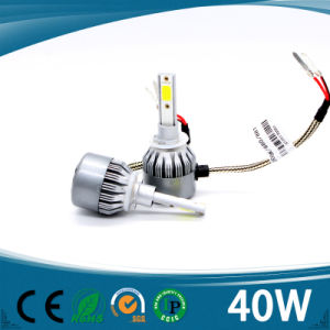 Design Auto Headlight with Fan Car LED Headlight H13 pictures & photos