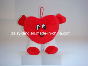 Stuffed Baby Toy of Red Heart pictures & photos