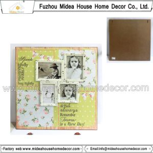 Cheap Wholesale Wooden Collage Photo Frame