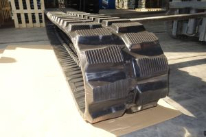 450*71 Excavator Rubber Track Ihi Is70z Is75uj Is80 Is80nx pictures & photos