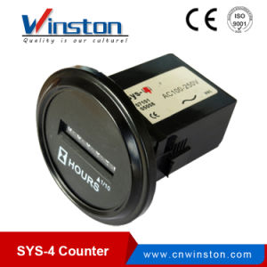 Sys-4 Electrical Mechanical Counter Meter pictures & photos