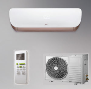 DC Inverter Hidden Display Split Wall Mounted Air Conditioner (new European Union standard A+++) pictures & photos