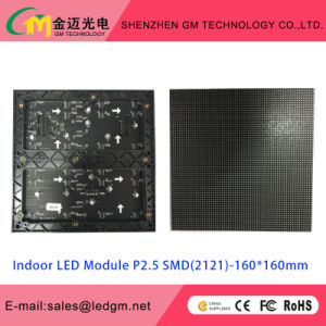 Wholesale Price P2.5 Indoor LED Module, 160*160mm, USD27.8 pictures & photos