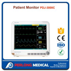Professional Design Pdj-3000c Portable Patient Monitor with Ce pictures & photos