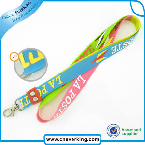 Custom Printed PVC Lanyard with Labster Claw pictures & photos