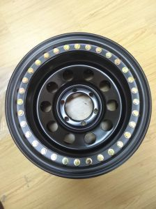 Ultra Wide Wheel Rims for Dirving on Mud, Snow Land pictures & photos