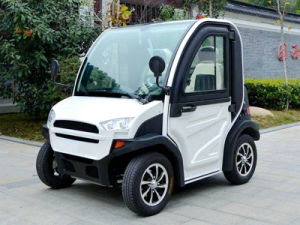 2 Seater Golf Car 3.5kw off Road Utility Carts