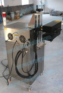 Automatic Induction Sealing Machine for Bottle with Foil Sealing of Lubricant &Oil Packaging (IS-300A) pictures & photos