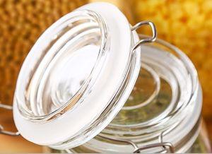 Kitchen Sealed Glass Storage Jar pictures & photos