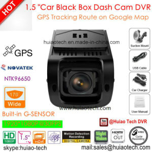 1.5inch Mini HD1080p Car Dash Camera DVR with Super Capacitor Battery, 5.0mega Car Camera, Motion Dection Car Black Box, Parking Control Car Video Recorder pictures & photos