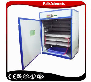 Ce Approved Intelligent Industrial Electronic Egg Incubator Hatching 1000 Egg pictures & photos