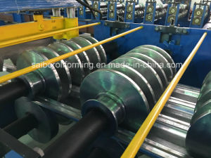 Yx114 Metal Deck Roll Forming Machine pictures & photos