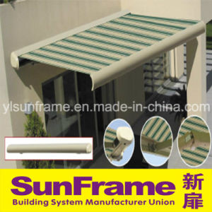Full Cassette Aluminium Awning pictures & photos