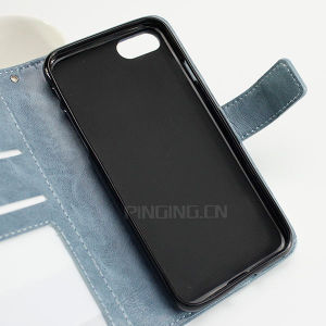 Flip Leather Mobile Cell Phone Case for iPhone 7/6/6s Plus Cases pictures & photos