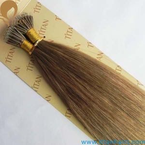 Brazilian Human Remy Keratin Tip Nano Ring Hair Extension (TT381) pictures & photos
