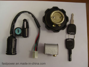 Motorcycle Parts Lock Set for Motorcycle Cg125 pictures & photos