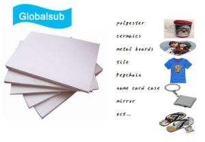 Cheapest Good Printing Effect Inkjet Printing Paper A4 Dye Sublimation Paper pictures & photos